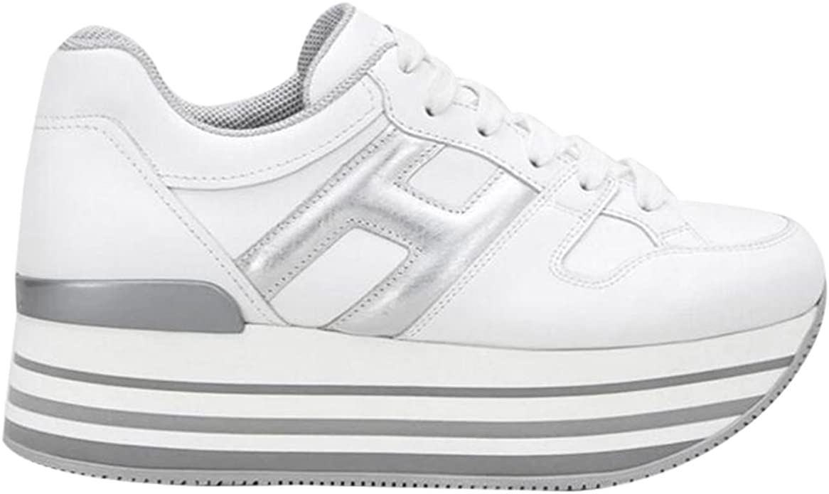Hogan Womens Maxi H222 Fashion Sneakers