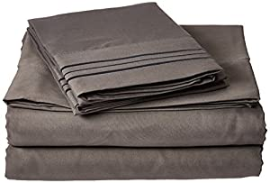 1 rated best seller luxurious bed sheets set