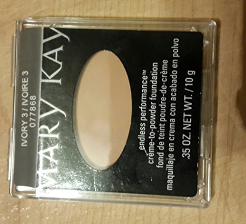 Mary Kay Endless Performance Creme to Powder Foundation Ivory 3