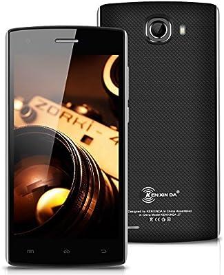 Ken XIN DA J7-3G Smartphone Libre Android 5.1 Multitáctil ...