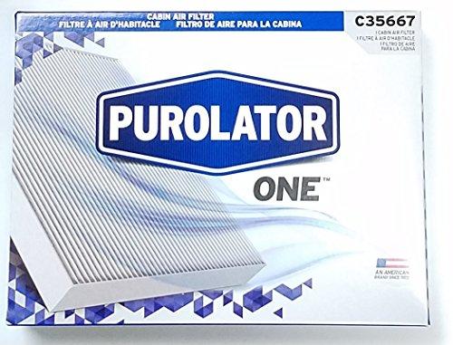 Purolator C35667 BreatheEASY Cabin Filter