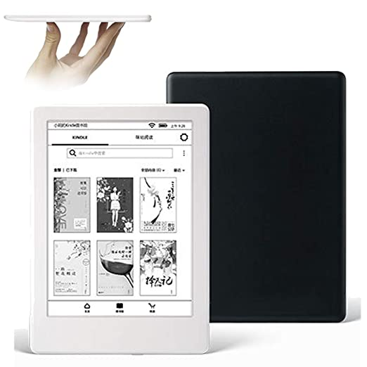 Ebook Lector, HD Táctil Pantalla, Portátil Durable WiFi Lector,A ...