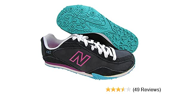 buy popular dcc71 e2b3c Amazon.com | New Balance Women's WL442 Casual Running Shoe ...