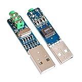 Diymore 5V USB Power PCM2704 Mini USB Sound Card DAC Decoder Board for PC Computer