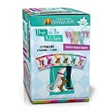 Weruva Dogs in the Kitchen Grain-Free Wet Dog Food Pouches 12 Pack Variety Box 2 ea. of 6 Great Flavors 2.8 oz. ea. Fast Delivery