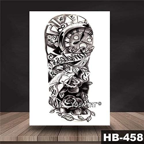 Zhuhuimin 5 Unidades/Set Yin Yang Shi Largo Totem Impermeable ...
