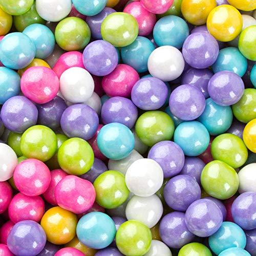YANKEETRADERS Springtime Sixlets, Pastels Assortment 1 Pound ()