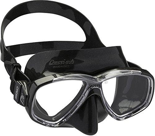 Cressi Mask - Cressi Perla, black/black