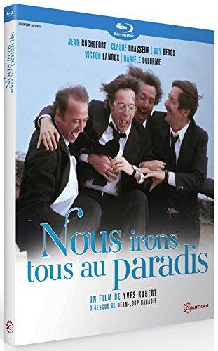 Pardon Mon Affaire, Too! ( Nous irons tous au paradis ) [ Blu-Ray, Reg.A/B/C Import - France ]