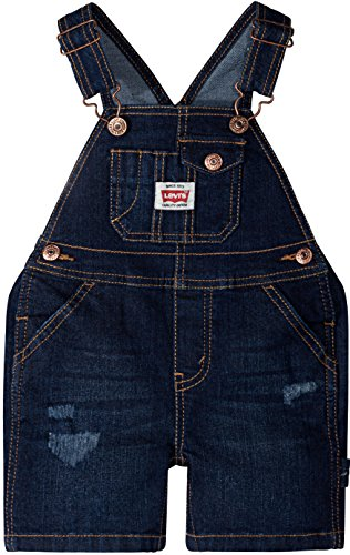 Levis Baby Boys Denim Shortall