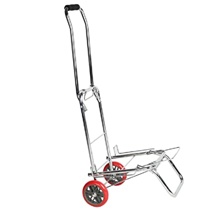 Trailer Cart ZGL - Carro para coche con barra de tracción plegable ...