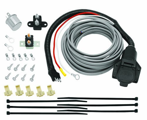 Tow Ready 118607 Pre-Wired Brake Mate Kit (Brake Mate)