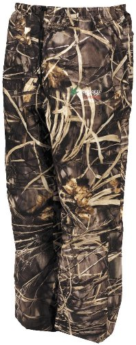 (Frogg Toggs Pro Action Camo Rain Pants Realtree Advantage Max4)