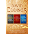 The Complete Elenium Trilogy: The Diamond Throne, The Ruby Knight, The Sapphire Rose