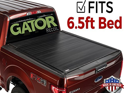 9. GATOR Recoil Retractable Tonneau Truck Bed Cover (G30832)