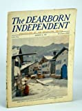 img - for The Dearborn Independent (Magazine) - Chronicler of the Neglected Truth, March (Mar.) 12, 1927: Debt - Our Biggest National Industry book / textbook / text book