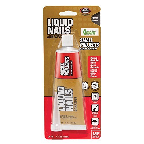 Liquid Nails Small Projects Multi-Purpose Adhesive by Liquid Nails