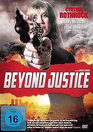 Beyond Justice Amazonde Cynthia Rothrock Daniel Mcvicar