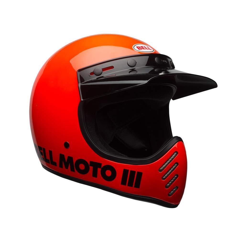 Amazon.es: Bell Moto-3 Fluo Orange L Fluo Orange