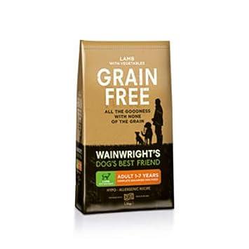 Wainwrights Grain Free Dog Food >> Wainwright S Grain Free Adult Complete Lamb And Vegetables