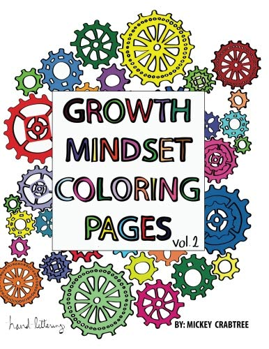 Growth Mindset Coloring Book: Volume 2