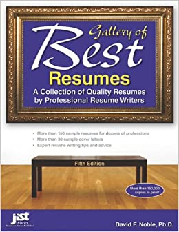 of quality resumes by professional resume writers 5th edition