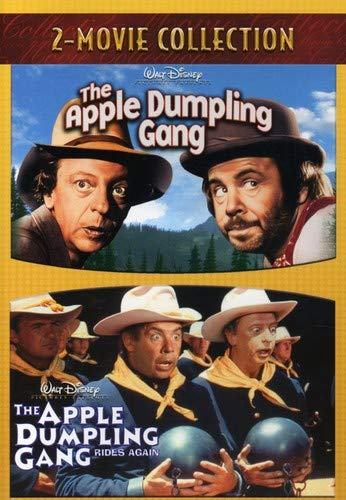 The Apple Dumpling Gang / The Apple Dumpling Gang Rides Again ()