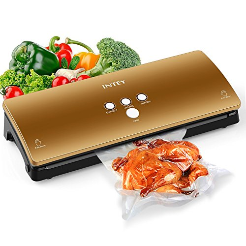 INTEY Food Vacuum Machine, Multifunction Vacuum Package, Useful Kitchen...