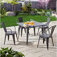 Better Homes & Gardens Camrose Farmhouse 5-Piece Dining Set