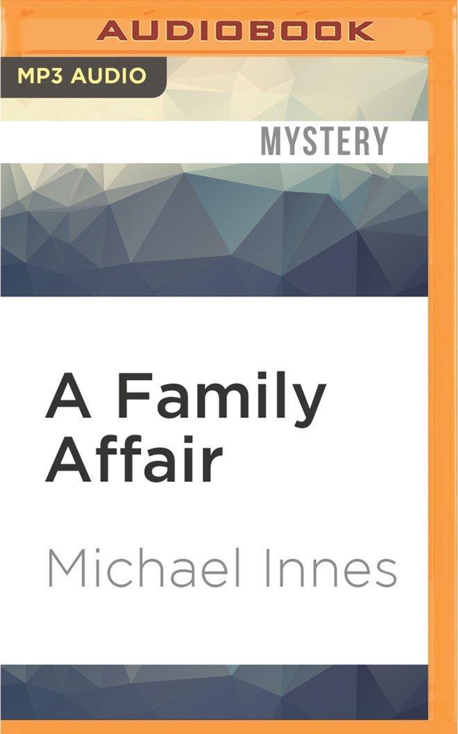 A Family Affair (Inspector Appleby, Band 21)