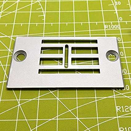 YICBOR #543977 - Placa de aguja para máquina de coser Singer 20U Zig Zag
