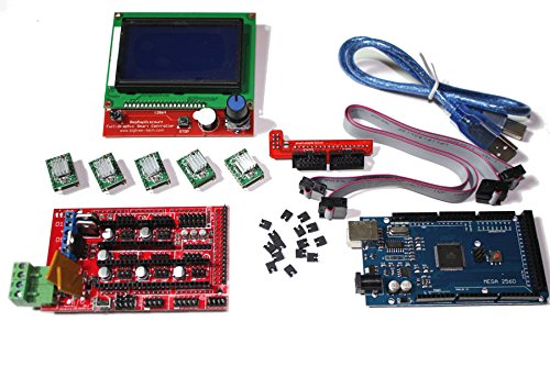 Ramps 1.4 Kit + 12864 LCD Controller RoboMall RBS10101