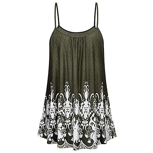 POQOQ Vest Women's Waist Control Shapewear Compression Invisible Body Shaper S Green ()