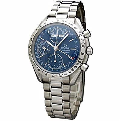 Omega Speedmaster Swiss-Automatic Male Watch 3521.80 (Certified Pre-Owned) by Omega