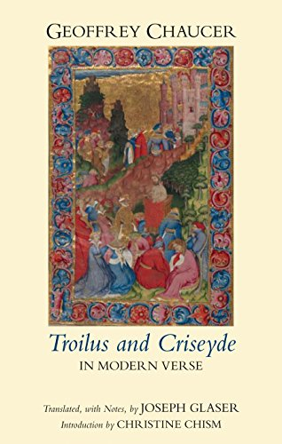 Troilus and Criseyde in Modern Verse (Hackett Classics) by Hackett Publishing Company, Inc.