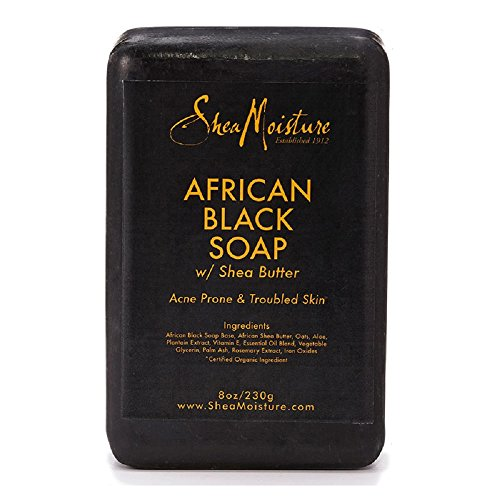 Price comparison product image SheaMoisture 8 oz African Black Soap Bar