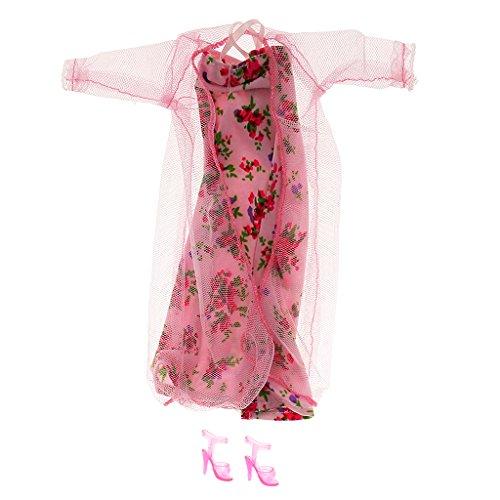 MagiDeal Pajamas Underwear Dress Barbie