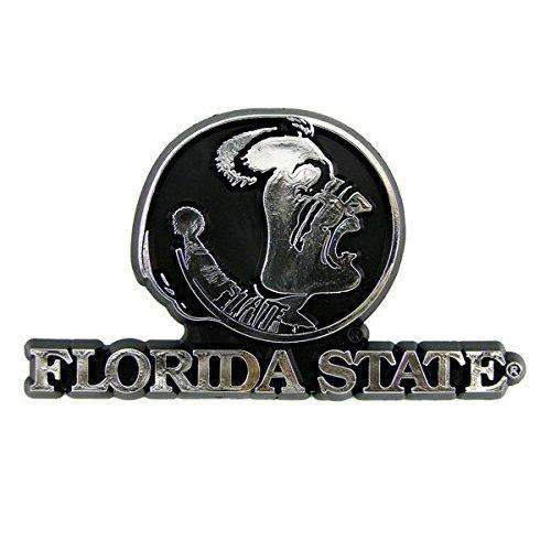 NCAA Florida State Seminoles Chrome Automobile ()