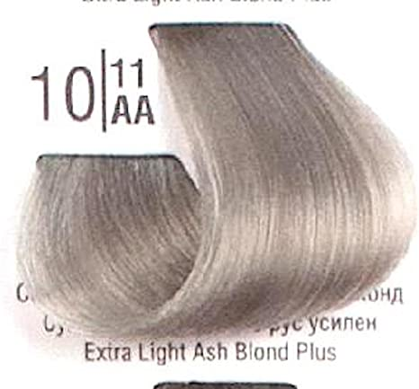 Spa Master Tinte Permanente Spa Master (10.11 Rubio Extra Claro Ceniza Plus) - 100 ml