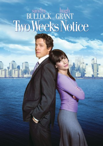 Two Weeks Notice by