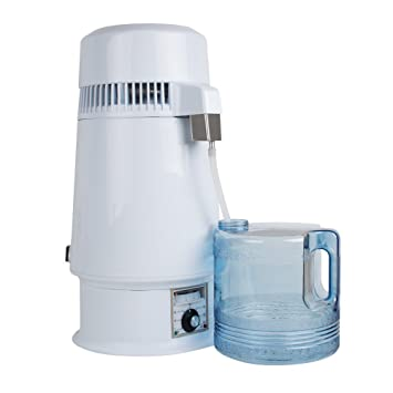 Amazon.com: Destilador de agua pura de acero inoxidable ...