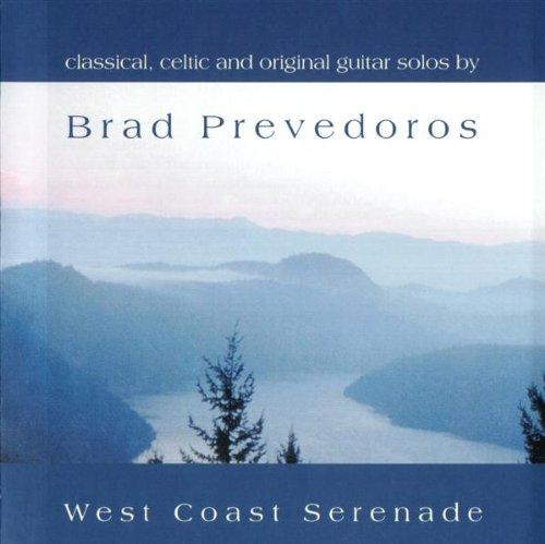 West Coast Serenade - Song Choral Arrangements Folk