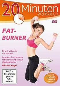 20 Minuten Workout - Fatburner