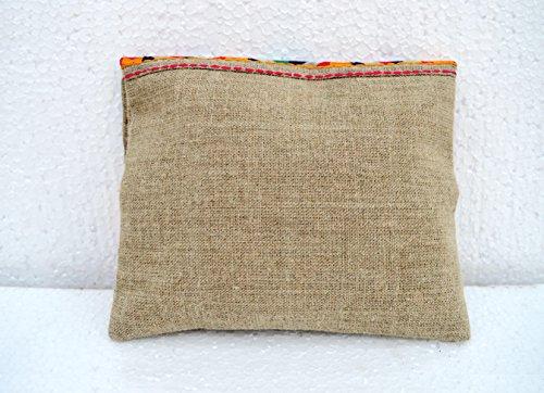 Boho ropa de bolsa, bolsa, Kilim, diseño marroquí, Foldover Clutch, bordado, 10x 8pulgadas