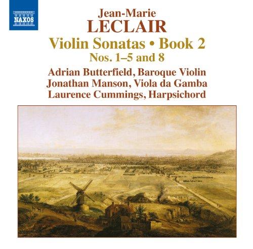 Leclair Sonata (Leclair: Violin Sonatas, Op. 2, Nos. 1-5, 8)