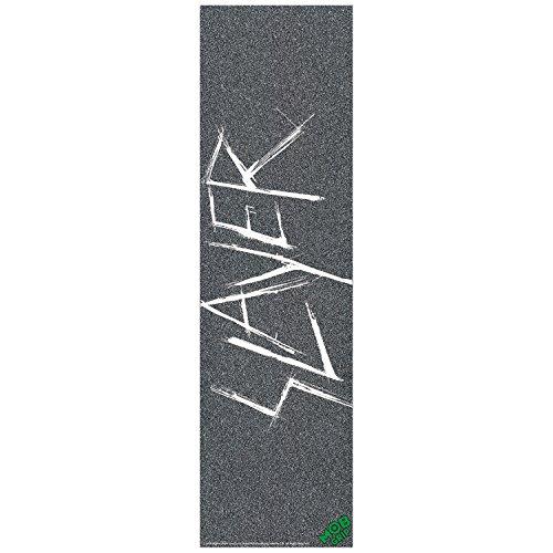 Mob Slayer Scratchy White Single Sheet Grip 9x33 by mob