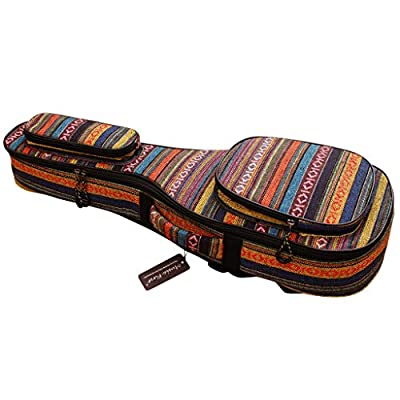 MUSIC FIRST Thick Padded Mini Guitar Bag 2