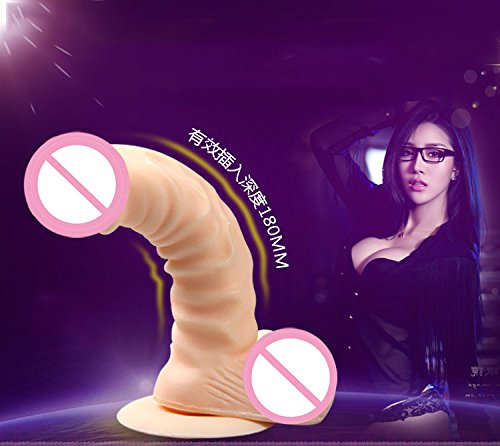 HSMazalea Suction Realistic Dildos Cup Sex Toy for Women Female Sex Products Masturbation texture Fake cock Penis Sexy Adult Long Dong by HSMazalea