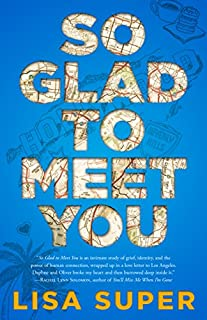 Book Cover: So Glad to Meet You