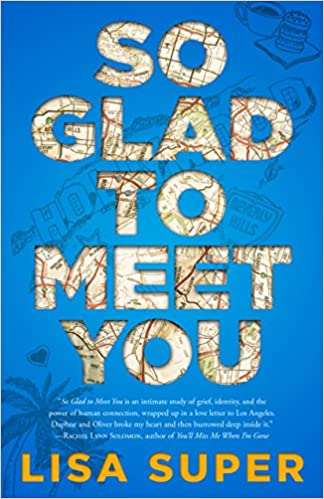 So Glad to Meet You book cover